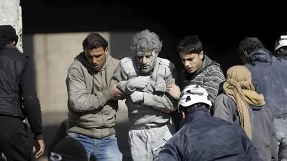 Nga oanh kích nhà tù Al-Qaeda, gần 60 người chết