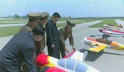 Hàn Quốc bắn 20 phát đạn cảnh cáo máy bay Triều Tiên