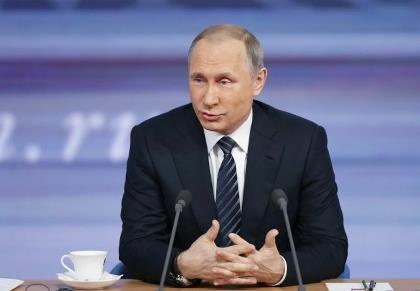 Tổng thống Putin kêu gọi toàn thế giới chống khủng bố