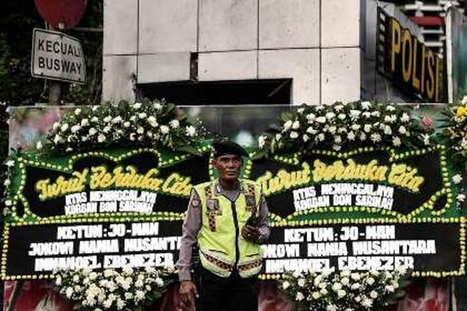 Indonesia bắt ba nghi phạm vụ tấn công Jakarta