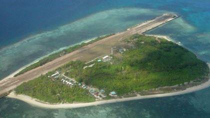 Máy bay Philippines bị Trung Quốc đe dọa ở biển Đông