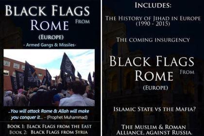IS xếp mafia Ý là 'kẻ thù đáng sợ nhất'