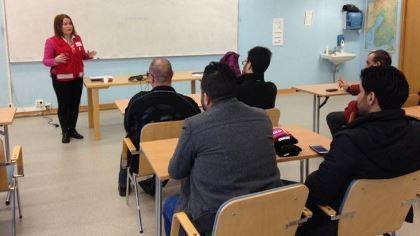 Lớp học tránh xâm hại tình dục ở Phần Lan