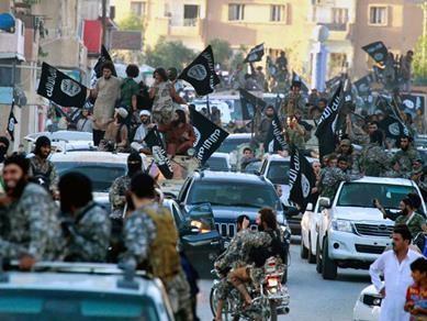 Chiến binh IS bắt đầu đào ngũ vì bị 'cắt giảm lương'