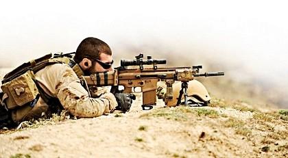 Đặc nhiệm Anh dùng hình nộm 'gài bẫy' IS