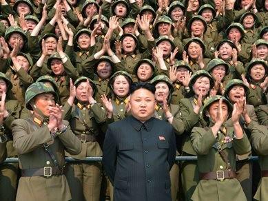 'Trung Quốc nên sẵn sàng cho cuộc chiến với Triều Tiên'