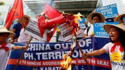 Trung Quốc lớn tiếng tố ngược Mỹ quân sự hóa biển Đông