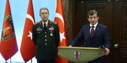 Thổ Nhĩ Kỳ muốn Mỹ ủng hộ vô điều kiện chống 'khủng bố' ở Syria