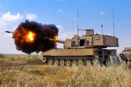 Mỹ có thể triển khai pháo di động đến biển Đông