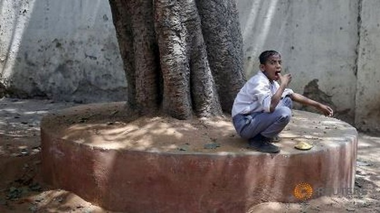Gần 100 học sinh Ấn Độ nhập viện vì nghi ngộ độc thực phẩm