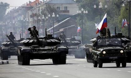 Dầu rớt thảm, ngân sách quốc phòng Nga giảm 160 tỉ rúp