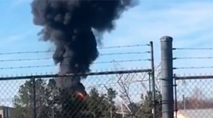 Mỹ: Đóng cửa nhà máy hạt nhân do hỏa hoạn