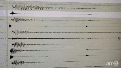 Động đất 3,1 độ Richter ở Triều Tiên