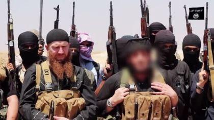 'Bộ trưởng chiến tranh' IS chết lâm sàng