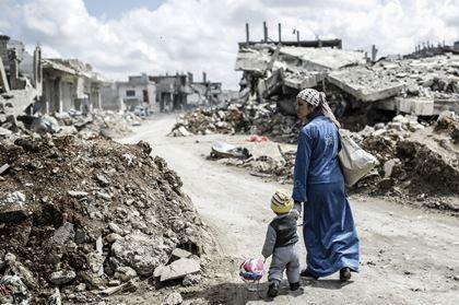 Nghệ sĩ cất tiếng nói bảo vệ nạn nhân nội chiến Syria