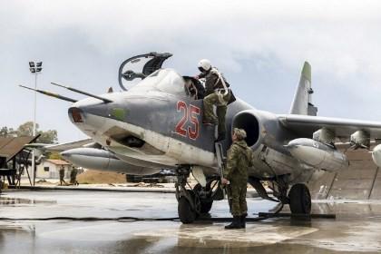 IS tuyên bố giết chết 5 lính Nga ở Syria