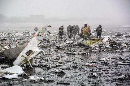 Máy bay rơi ở Nga là do phi công thiếu ngủ?