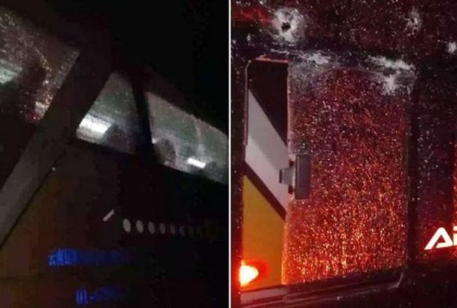 Xả súng trên xe buýt ở Lào, 6 người Trung Quốc bị thương