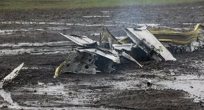 Tiết lộ giây phút cuối cùng vụ rơi máy bay FlyDubai