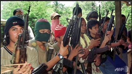 10 người Indonesia bị phiến quân bắt làm con tin