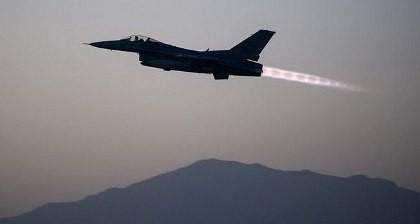 F-16 Mỹ gặp nạn ở Afghanistan