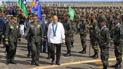 Philippines xem xét lập hạm đội tàu ngầm bảo vệ lãnh thổ ở biển Đông