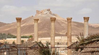 Phát hiện mộ tập thể chôn nạn nhân của IS ở Syria
