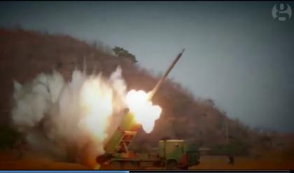 Triều Tiên tung video mô phỏng tấn công trụ sở chính phủ Hàn Quốc