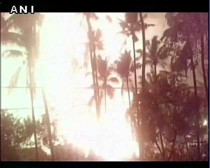 Cháy lớn tại đền thờ Ấn Độ: Ít nhất 77 người thiệt mạng