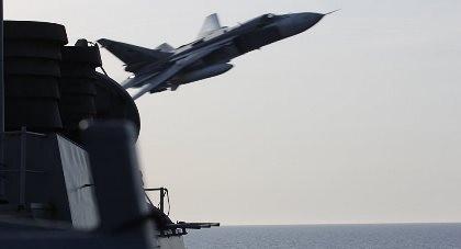 Báo Trung Quốc: Mỹ bị máy bay Nga 'hạ nhục'