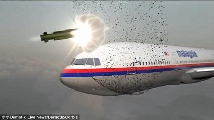 Xuất hiện giả thuyết 'gây sốc' về thủ phạm bắn hạ MH17