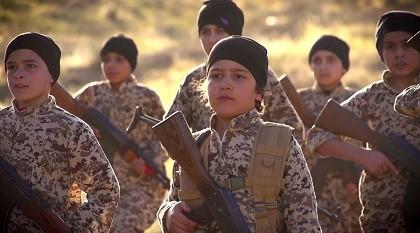 Đội quân 'trẻ mồ côi' IS thề trả thù