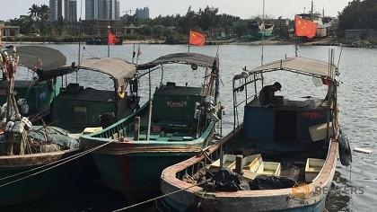 Trung Quốc huấn luyện quân sự cho ngư dân trên biển Đông