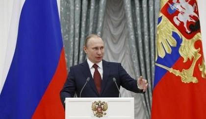 Tổng thống Putin sa thải một loạt quan chức cấp cao