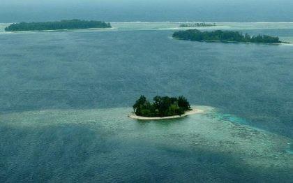 5 đảo ở Thái Bình Dương bị 'nuốt chửng' do nước biển dâng