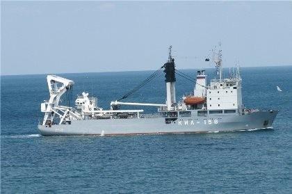 Nga bị tố chở 2 xe tăng vượt biển tới Syria