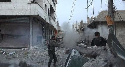 IS báo động khẩn cấp vì lo ngại tấn công ở Raqqa