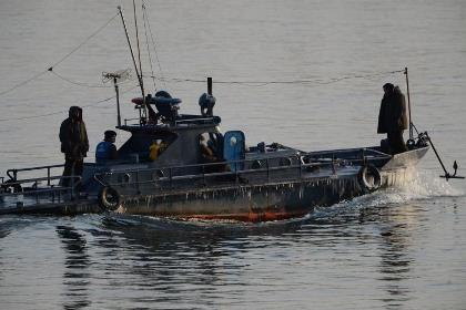 Vận động viên Nga kể lại lúc du thuyền bị Triều Tiên bắt giữ