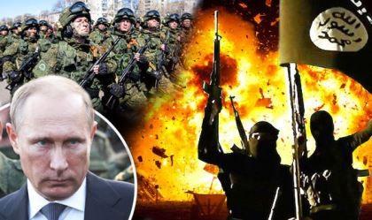 Nga thành lập 'siêu quân đội' chống IS