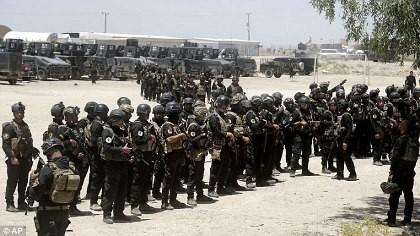 Iraq sắp mở trận chiến cuối cùng giải phóng Fallujah