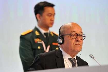 Pháp kêu gọi châu Âu tham gia tuần tra biển Đông