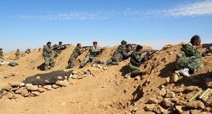 Quân chính phủ Syria ráo riết chạy đua, tái chiếm Raqqa