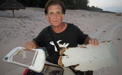 Phát hiện mảnh vỡ mới nghi của MH370