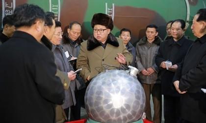 Triều Tiên có đến 21 vũ khí hạt nhân