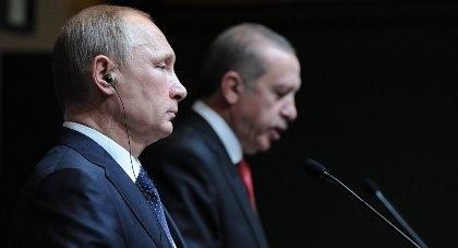 Thổ Nhĩ Kỳ lần đầu gửi thư cho Tổng thống Putin sau vụ Su-24