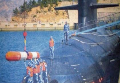 Rò rỉ ảnh tàu ngầm tấn công  phiên bản mới của Trung Quốc?