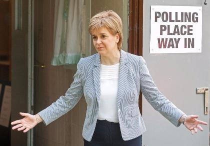 Scotland rục rịch trưng cầu dân ý tách khỏi Anh