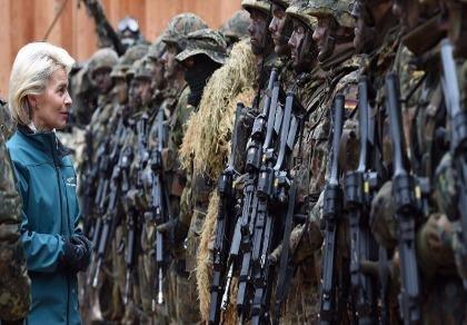Đức kêu gọi Nga báo cáo quân số
