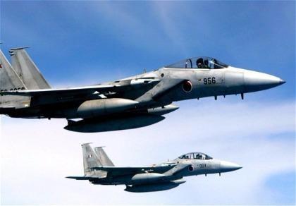 Máy bay Trung Quốc 'suýt' tấn công chiến đấu cơ Nhật