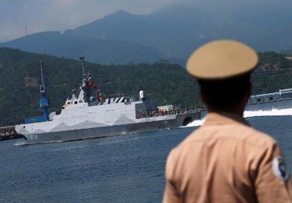 Tàu chiến Đài Loan 'lỡ tay' bắn tên lửa ngoài khơi Trung Quốc